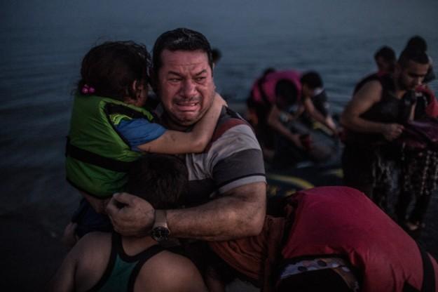 Kos Refugee Crisis